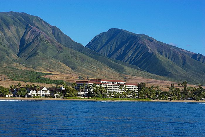 Lahaina Shores Beach Resort 4